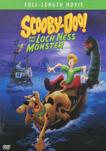 Get Scooby Doo And The Loch Ness Monster On Video
