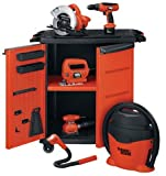 Black & Decker BD6TW 6-Tool Kit and Storage Station