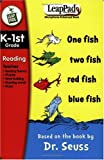 First Grade LeapPad Book: Dr. Seuss One Fish, Two Fish