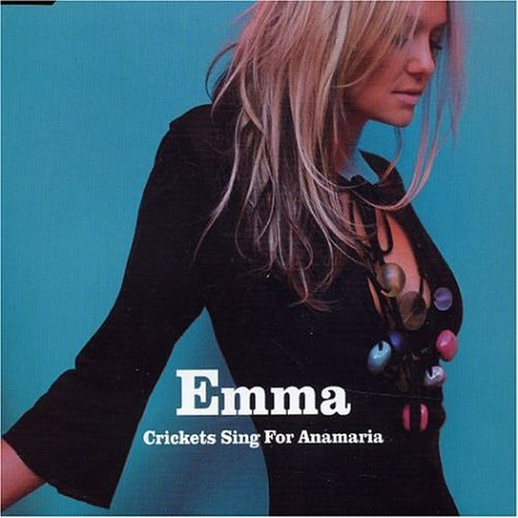 Crickets Sing for Anamaria [UK CD#1]