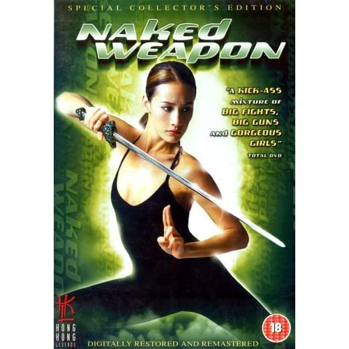 Naked weapon [DVDRIP|FR] [FS-UD]