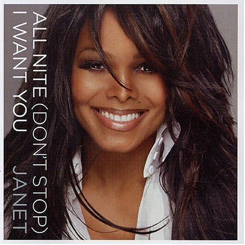 All Nite (Don't Stop)/I Want You [UK CD #2]