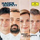 Mozart: String Quartets K. 489, 499 & 590 by…
