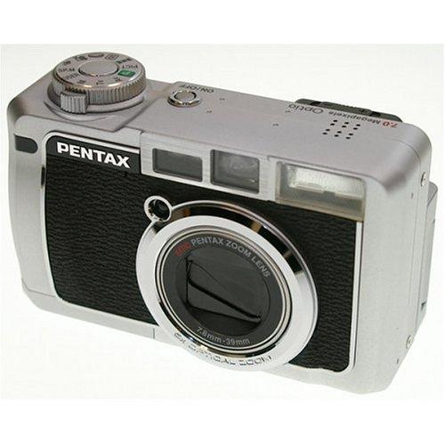 Pentax Optio 750Z