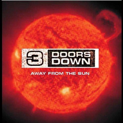 Away from the Sun [German Single]:3 Doors Down