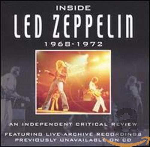 Inside Led Zeppelin: 1968-1972