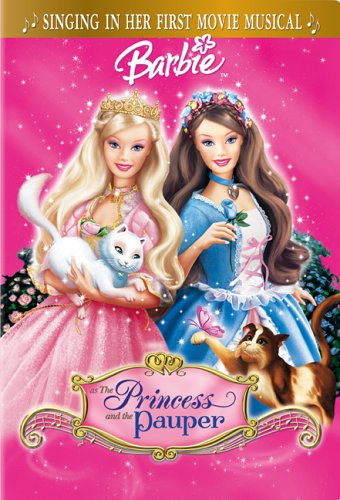 Get Barbie as The Princess And The Pauper On Video