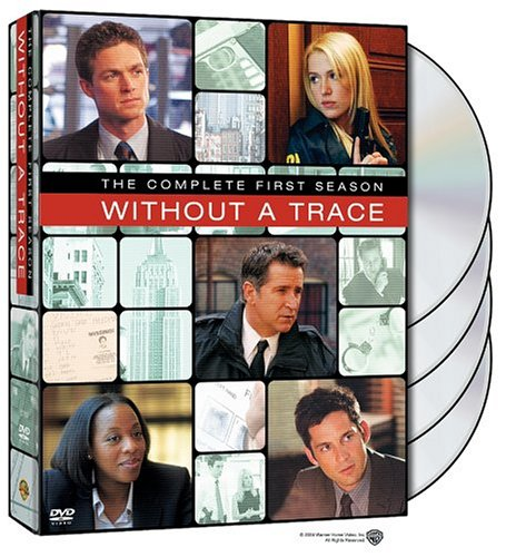 Without a Trace - The Complete First Season DVD