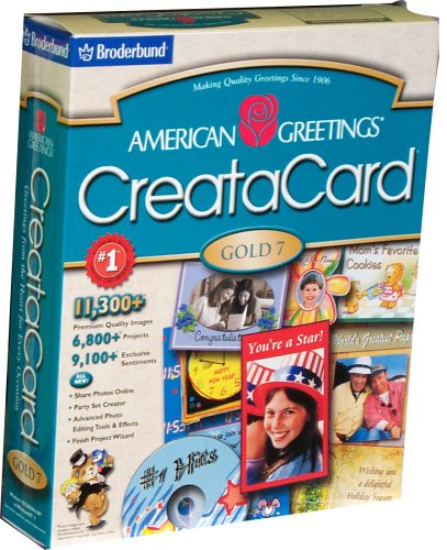 Greeting Card Factory Deluxe 9: Global-Online-Store: Software