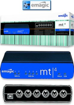 Global-Online-Store: Musical Instruments - MIDI Equipment - Interfaces