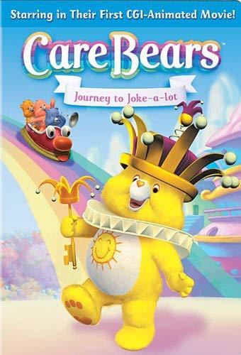 Get Care Bears: Journey To Joke-a-lot On Video