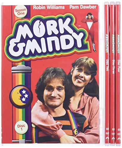 Mork the Tolerant part of Mork & Mindy Season 1