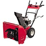 "YardMachines 31AS6BEE700 5.5HP 24"" 2-Stage Snow Thrower"
