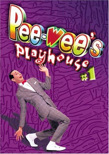 Pee-wee\'s Playhouse #1 - Seasons 1 and 2
