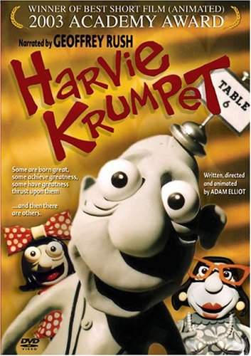 Get Harvie Krumpet On Video