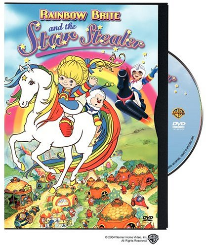 Get Rainbow Brite And The Star Stealer On Video