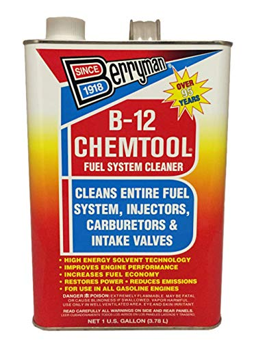 Berryman B12 Chemtool Carburetor Cleaner 1 Gallon Can