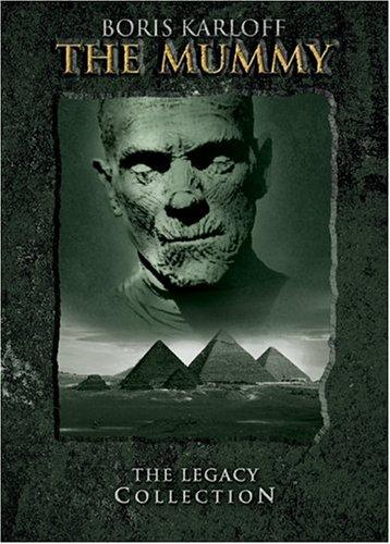 The Mummy (Universal Studios)