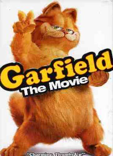 Garfield - The Movie DVD