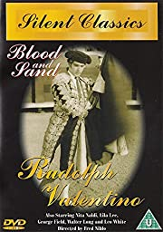 Blood and Sand: Silent Classic por Rudolph…