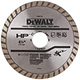 "DEWALT DW4725 4-1/2"" High Performance Masonry Diamond Blade"