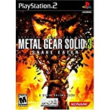 Metal Gear Solid 3 (2004) (Video Game)