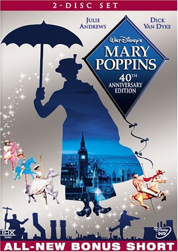 Get Mary Poppins On Video
