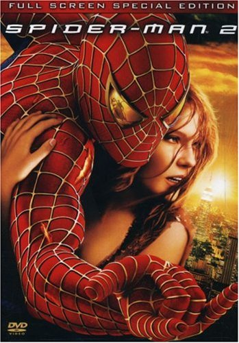 Spider-Man 2  DVD