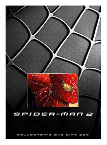 Spider-Man 2 Gift Set  DVD
