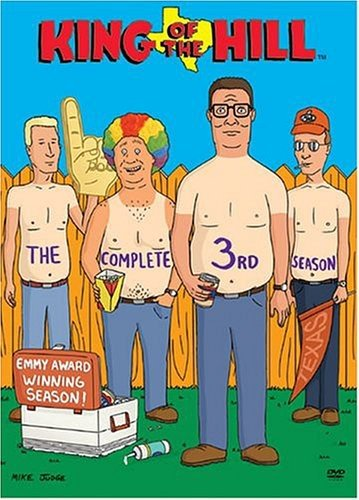 King of the Hill - Season 3 DVD