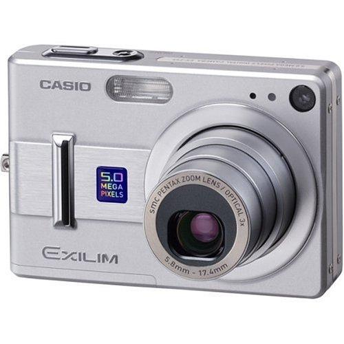 Casio Exilim EX Z55