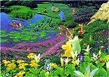 2000ピース ひみつの花園 AS-2000-6