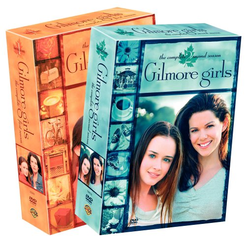 Gilmore Girls - The Complete First & Second Seasons