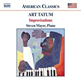 Album Art Tatum - Improvisations by Steven Mayer