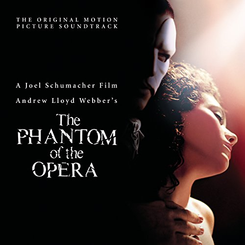 The Phantom of the Opera written by Andrew Lloyd Webber