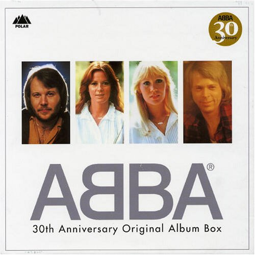30th Anniversary Original Album Box