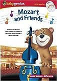 Baby Genius Mozart & Friends w/bonus Music CD