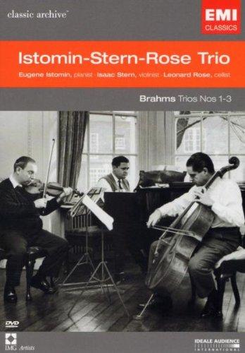 Archives De Concert: Brahms, Trios Piano-Cordes