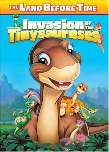 Get The Land Before Time XI: Invasion Of The Tinysauruses On Video