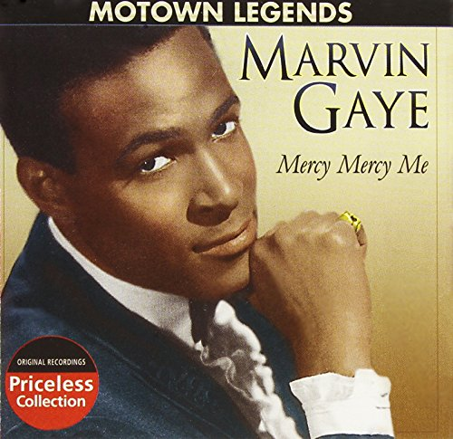Motown Legends: Mercy Mercy Me [Collectables]