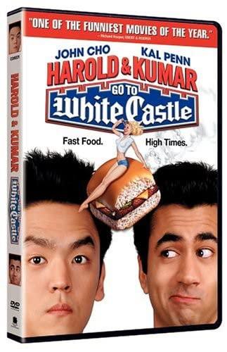 Harold & Kumar Go to White Castle DVD