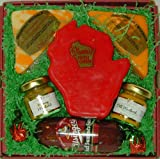 Wisconsin State Cheese Gift Box