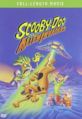 Get Scooby-Doo And The Alien Invaders On Video