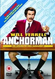 Anchorman: The Legend of Ron Burgundy [DVD]…