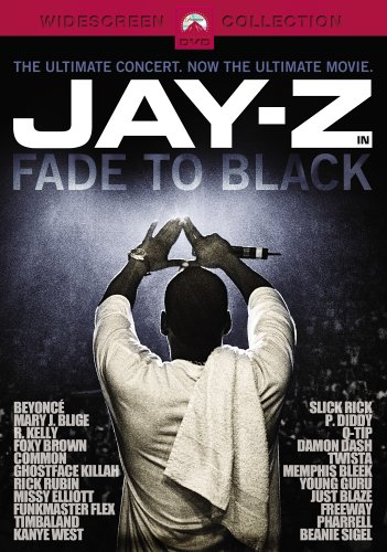 Jay Z - Fade to Black DVD
