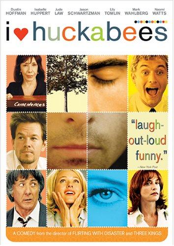 I Heart Huckabees  DVD