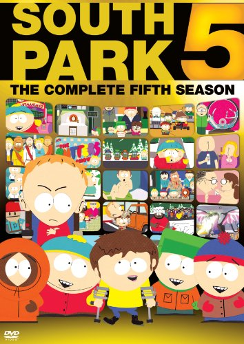 South Park - The Complete Fifth Season DVD