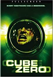 Cube Zero af Zachary Bennett