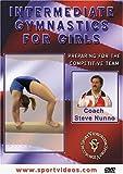 Intermediate Gymnastics for Girls: Preparing for the Team