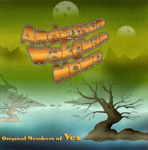 Original Members of Yes: Anderson, Wakeman, Howe